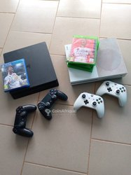 PS4  - Xbox One S
