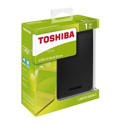 Disque dur externe 1 To Toshiba
