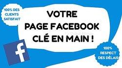 Création page facebook pro attractive