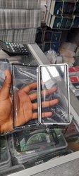 Coque magnétique vitrée pour iPhone - Samsung