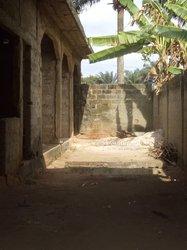 Vente Villa inachevée - Porto Novo