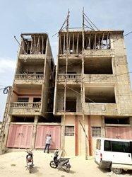 Vente Immeuble r+3 381 m² - Akpakpa Suru - Ler