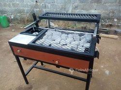 Barbecue gaz 1.50 cm