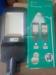 Lampe solaire 120 w