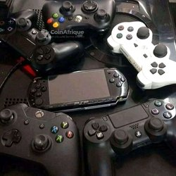 PlayStation 2 + PlayStation 3 + PlayStation 4 + PlayStation Portable