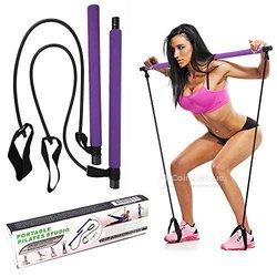 Appareil de gymnastique pilates portable