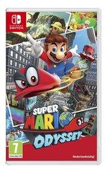 Jeux vidéo Nintendo Switch Super Mario Odyssey