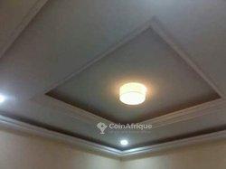 Staff plafond - peinture