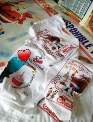 T-shirts Noël pour tous
