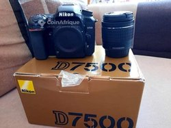 Appareil photo Nikon D7500
