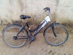 Vélo et cage