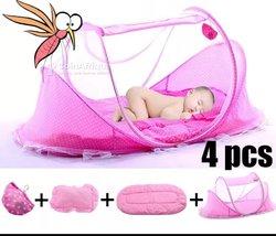 Moustiquaire tente pliable pour bébé