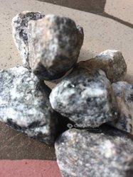 Ciment / gravier concassé / sable / fer