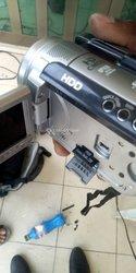 Caméscope Canon HDD