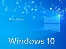 Installation Windows 10 - Microsoft Office 19 - Disque dur PC