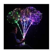 Ballon lumineux – Guirlande