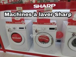 Machine à laver Sharp