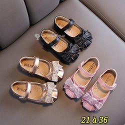 Chaussures et robe princesse