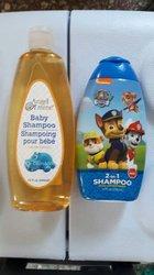 Shampoing bébé