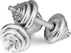 Haltère de musculation
