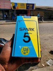 Tecno Spark 5 Pro