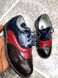 Chaussures en cuir - enfant
