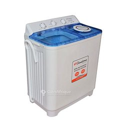 Machine à laver Binatone 7 kg semi-automatique