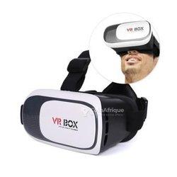 Casque de réalité virtuelle vr box 2.0 avec télécommande