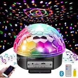 Ampoule jeu de lumière LED astro  - 360 degrés
