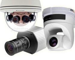Caméra IP  et analogique avec enregistreur
