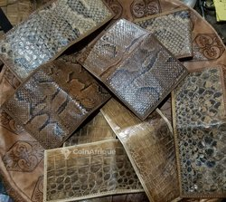 Porte-monnaie - ceinture cuir