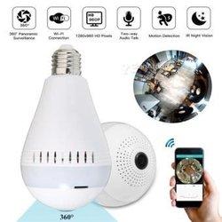 Ampoule-caméra de surveillance