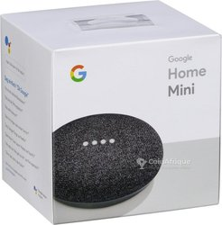 Assistant Google Home Mini