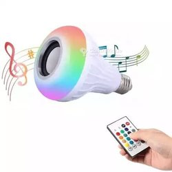 Ampoule bluetooth LED Music Bulb