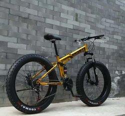 """Vélo Fat bike 26"""" pliable"""