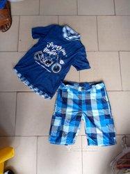 Vêtements friperie enfants