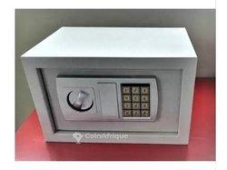 Coffre-fort à code 16l 30x35x28 cm