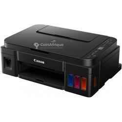 Imprimante Canon Pixma g3411 wifi multifonction à réservoirs rechargeables