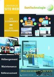 Création site internet et application mobile