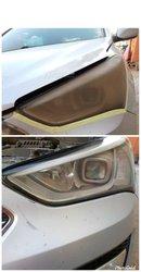 Nettoyage Phares automobiles