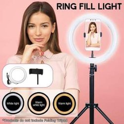 Trépied - ring light