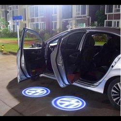 Projecteur lumineux logo marque voitures
