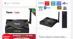 Android Box TV Tanix
