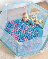 Parc à balle + 50 boules