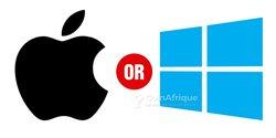 Installation de system d'exploitation sur windows et mac