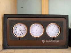 Horloge -thermomètre -hygromètre