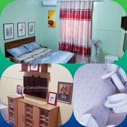 Location chambre meublée - Liberté 6