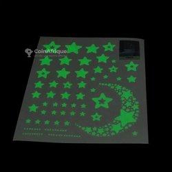 Étoiles fluorescentes