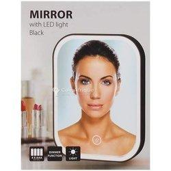 Miroir de maquillage avec éclairage LED
