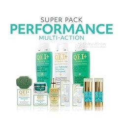 Gamme de beauté Qei+ Performance